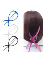 Foldable Wig Stand Display