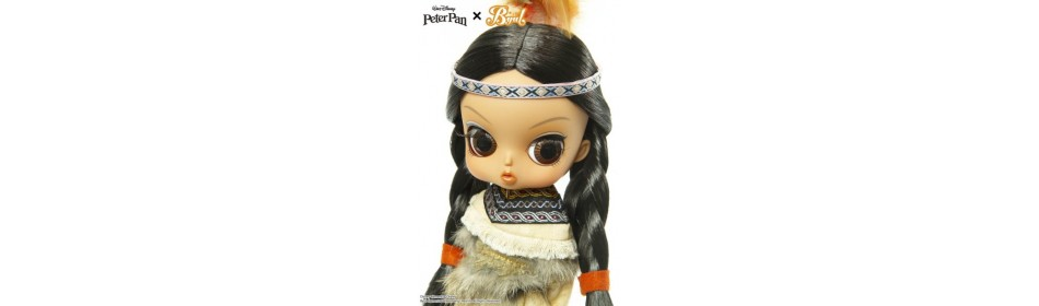 Tiger Lily Byul Doll