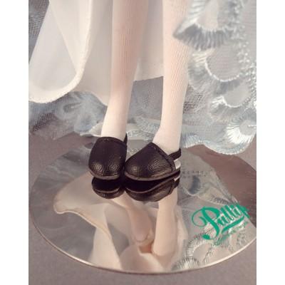 Monique Marigold Clogs Size 23 mm/12 mm White or Black