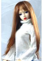 Monique Faith SD Size 7-8 Honey Ash Blond Doll Wig