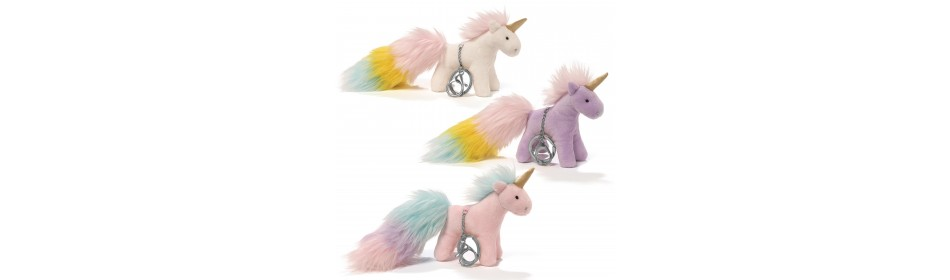 Unicorn Rainbow Poof Tails