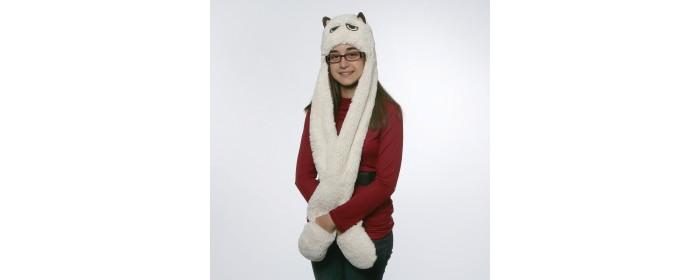 "36"" Grumpy Cat Scarf Hat"