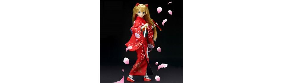 Evangelion Asuka Doll