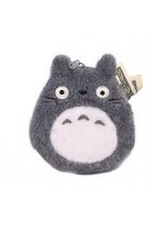 Gray Totoro Coin Purse
