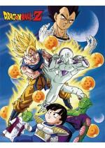 Dragon Ball Z Group Blanket