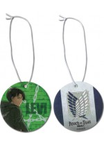 Attack on Titan Air Fresheners (Many Types)
