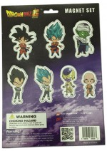 Dragon Ball Super - Resurrection F SD Group Magnet