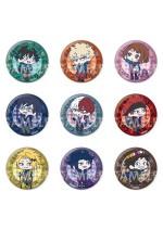 My Hero Academia Trading Tin Badge -Yama no Hi!-