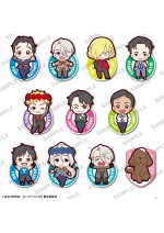 Yuri on Ice - Embroidery Mascot Collection