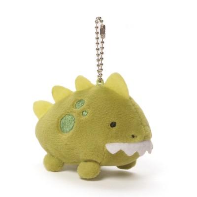 Pippz Keychain Dinosaur Plush