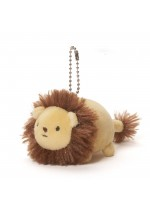 Pippz Keychain Lion Plush