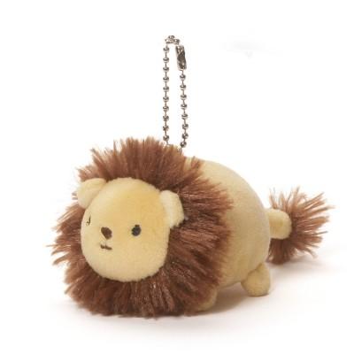 Pippz Keychain Lion Plush