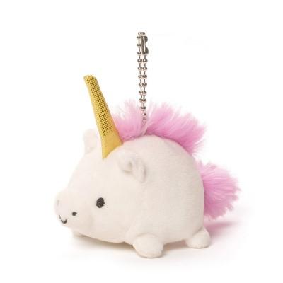 Pippz Keychain Unicorn Plush