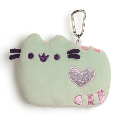 Mint Green Pusheen Pastel ID Case