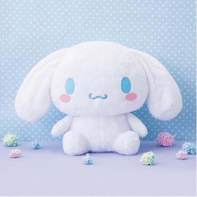 Cinnamoroll Super Big 45cm Stuffed Plush - Pastel Color
