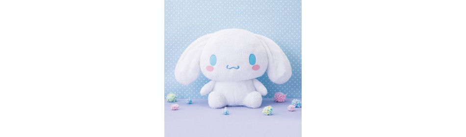 Cinnamoroll Super Big 45cm Stuffed Plush - Pastel Color