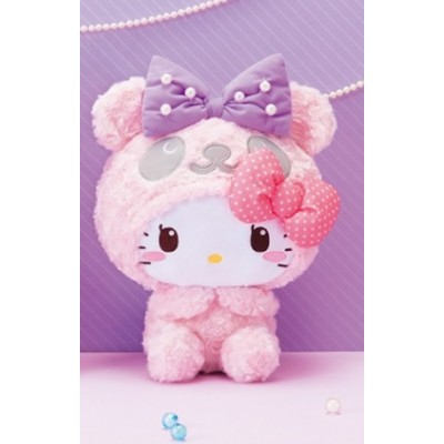 Hello Kitty Fluffy Pearl Style 33cm Plush Doll