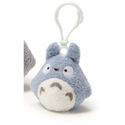 Chu Totoro Backpack Clip 2 1/2 in