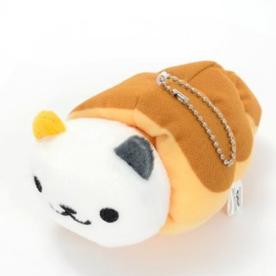 Dottie - Neko Atsume Big Ball Chain Plush Collection Vol. 15