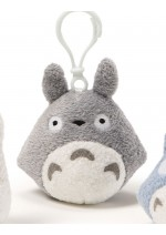 Totoro Backpack Clip 2 1/2 in
