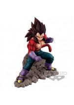 Dragonball Z 6'' GT SS4 Vegeta Banpresto Prize Figure