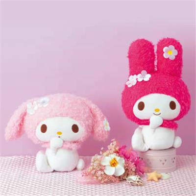 My Melody 40th Anniversary Big Plush